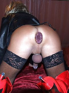 best of Shemale gape