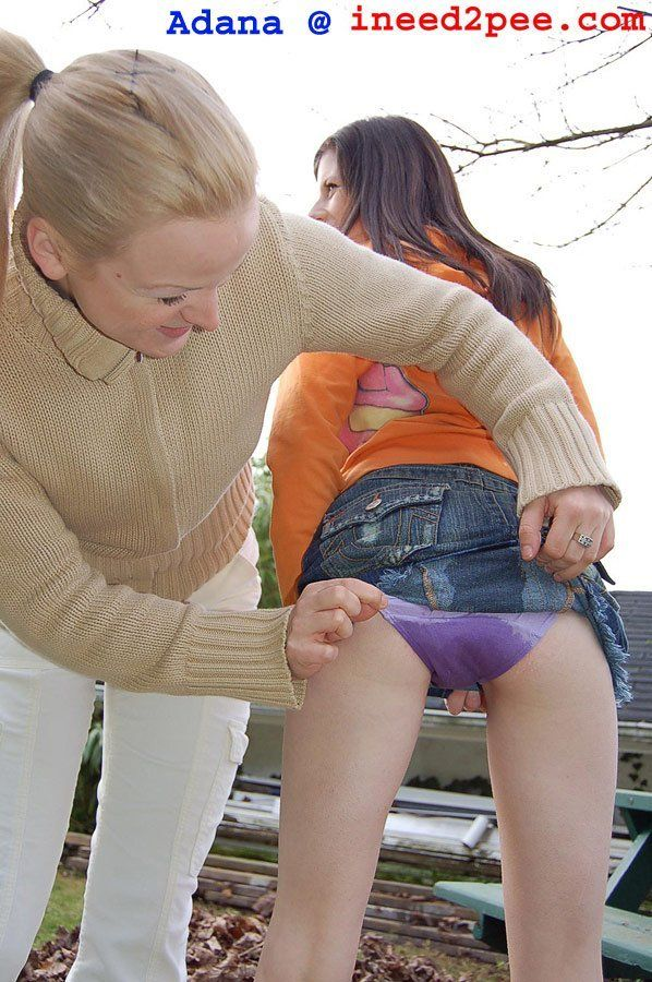 Beef recommend best of pissing teen panties