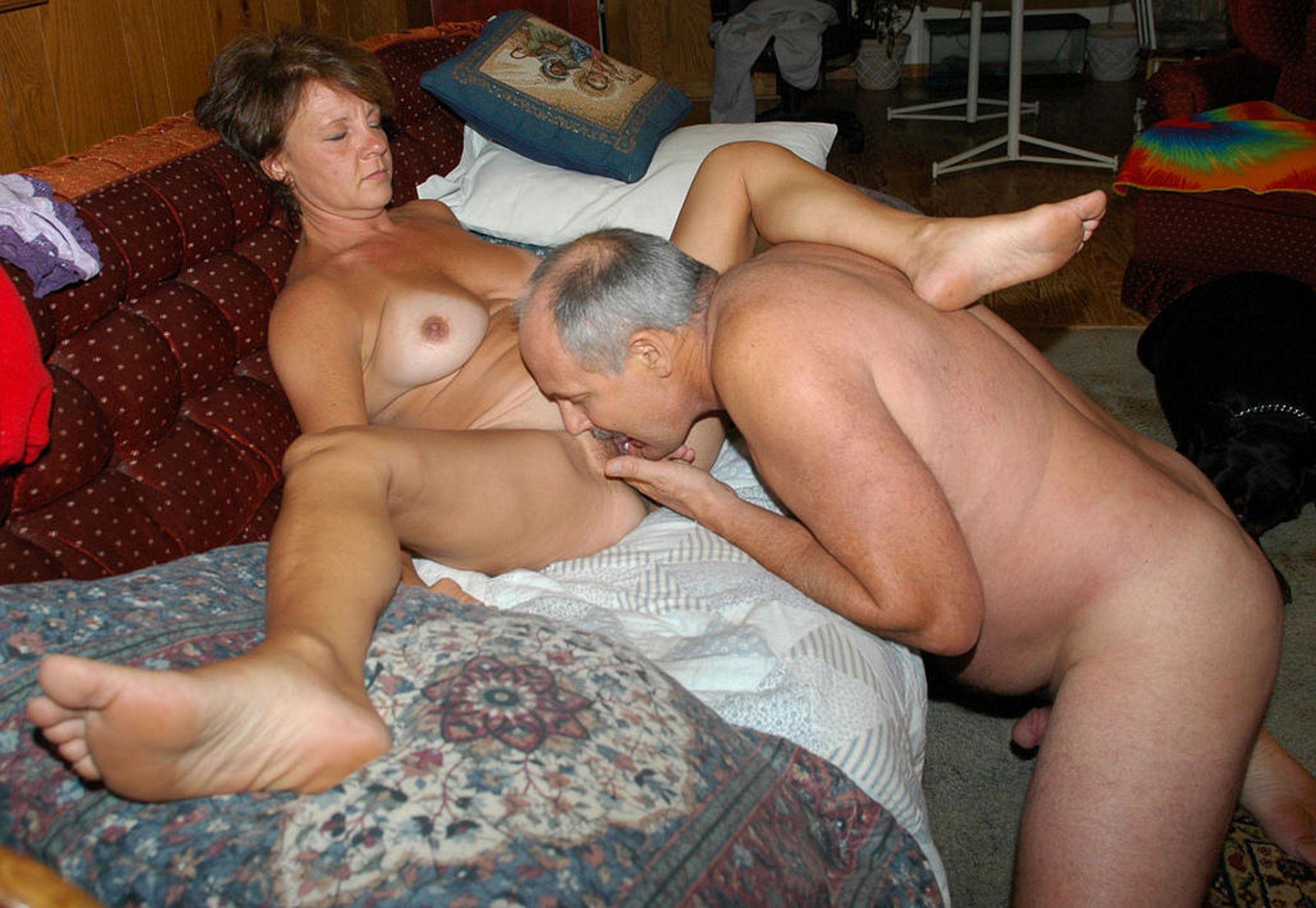 Nude mature couple photos