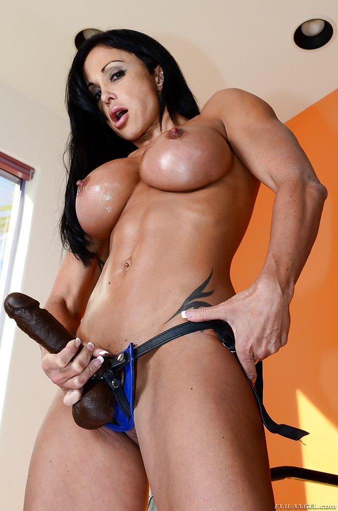 Busty femdom strapon gals mistress domination babe pic
