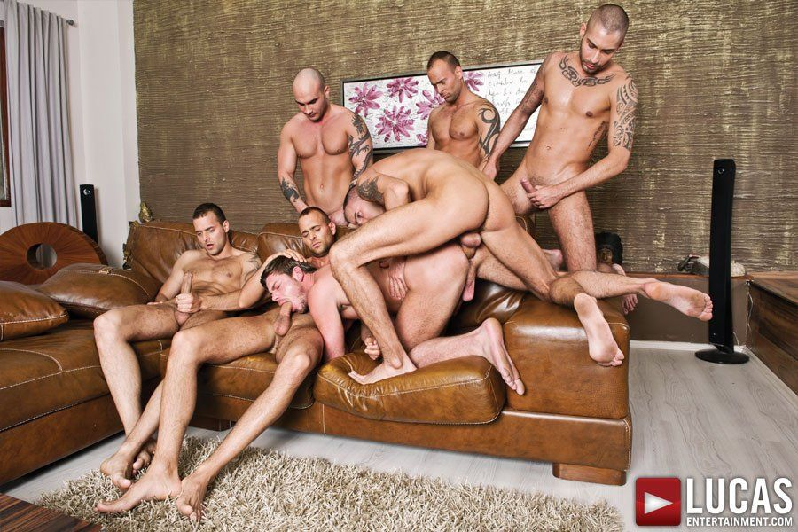 Sex with my wife after bareback gangbang