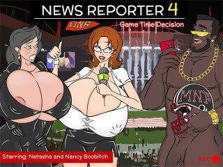 Maddux reccomend mnf news reporter 4