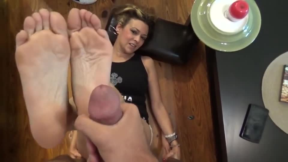 Big L. reccomend Sweaty wife foot job