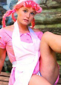 Gridiron recommendet nurse joy cosplay
