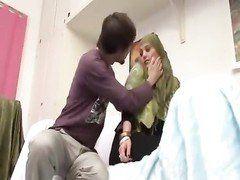 ATV reccomend green hijab