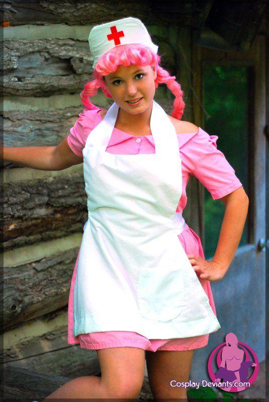 Pebble reccomend nurse joy cosplay