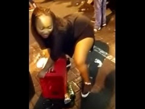 The P. recomended blowjob africa penis and interracial twerking