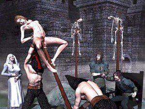 best of Execution bdsm impalement
