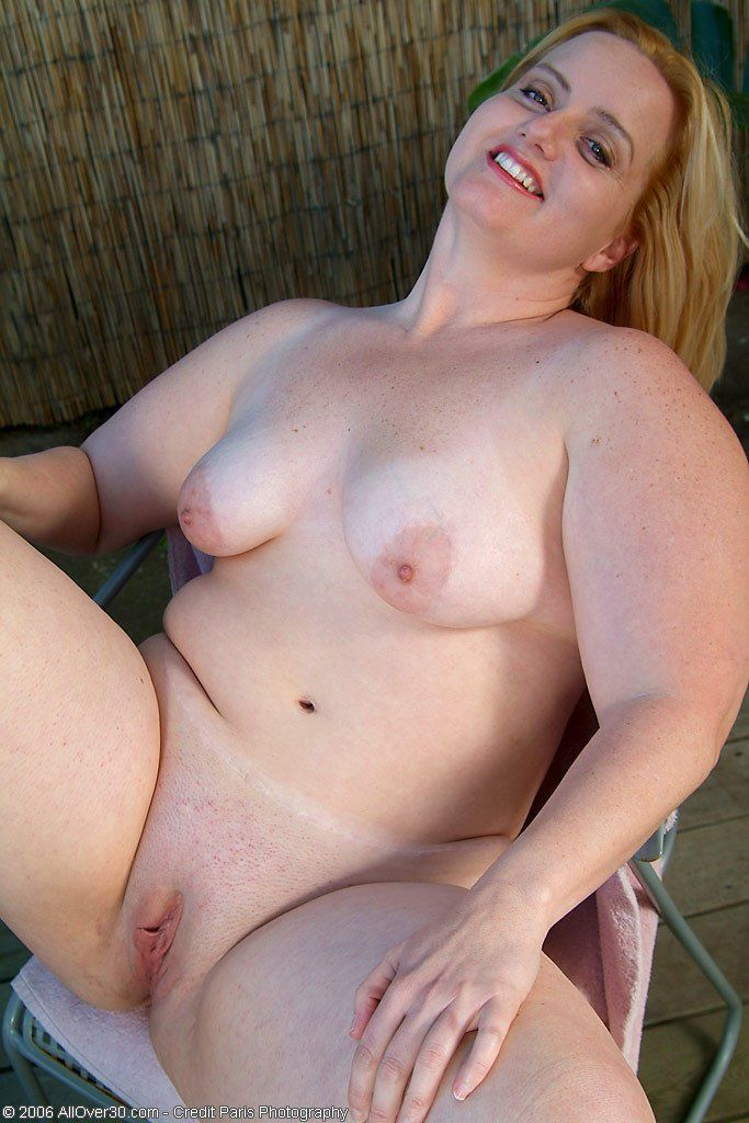 best of Pussy spread mature Chubby