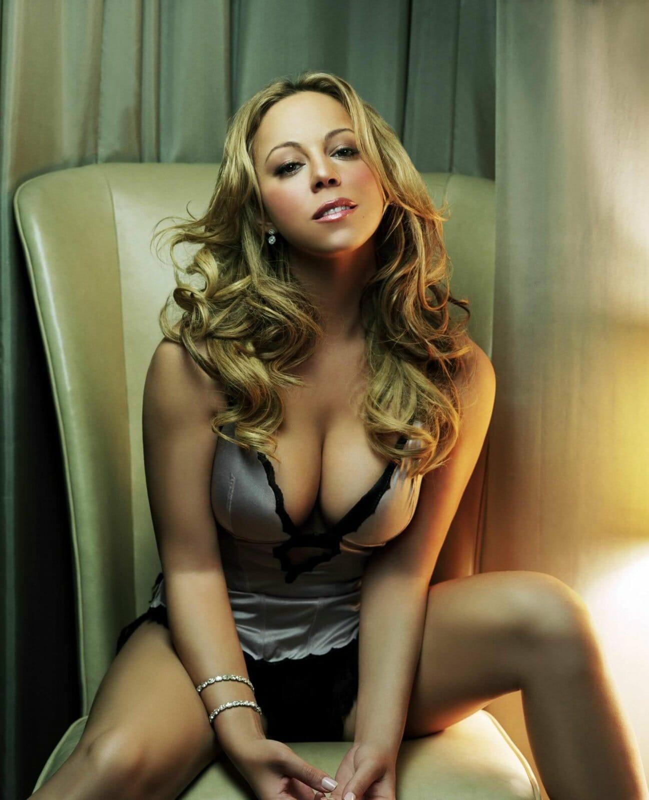Mariah carey nude slutty