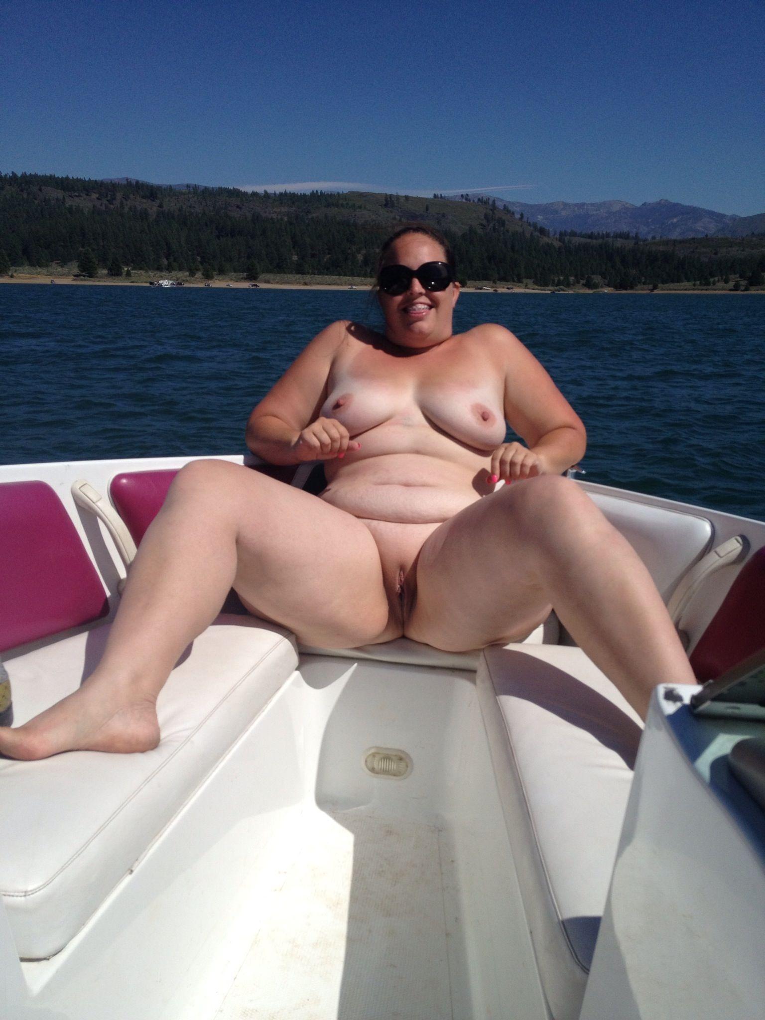 Nude boat Boat full