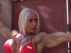 Ki-No-Wa reccomend ripped fbb muscles