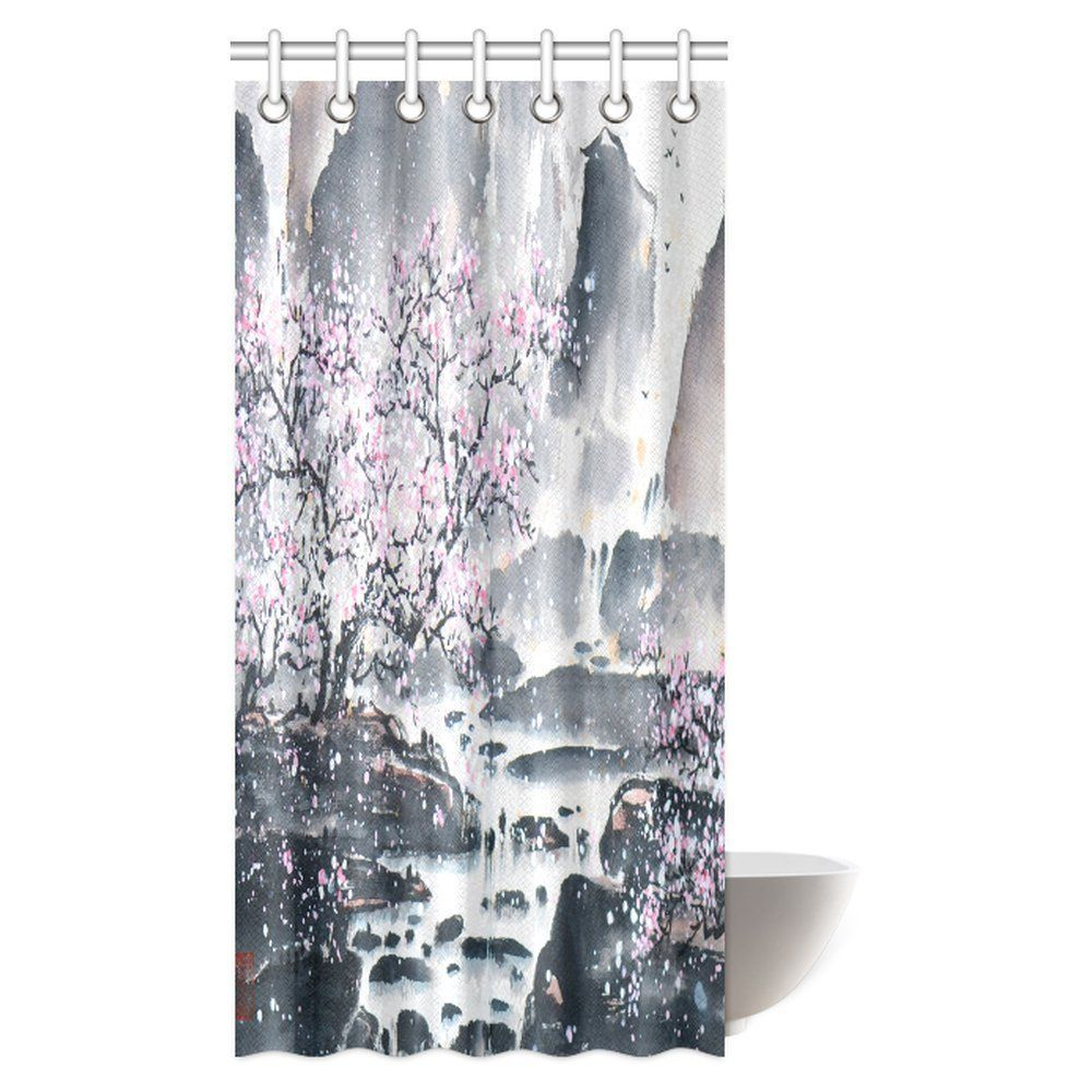 best of Influence Shower curtain asian