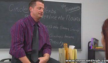 Teacher begs