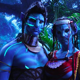 Avatar nackt bilder Sexy girls,