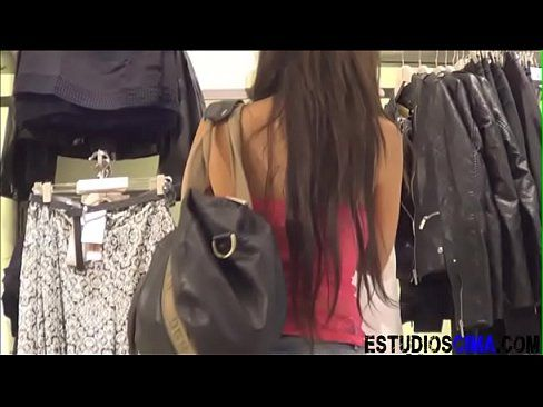 best of Fitting girl changes clothes