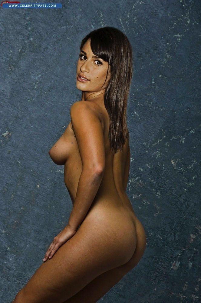 Lea Michelle Naked