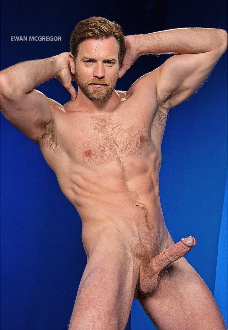 Mcgregor naked ewan Ewan McGregor